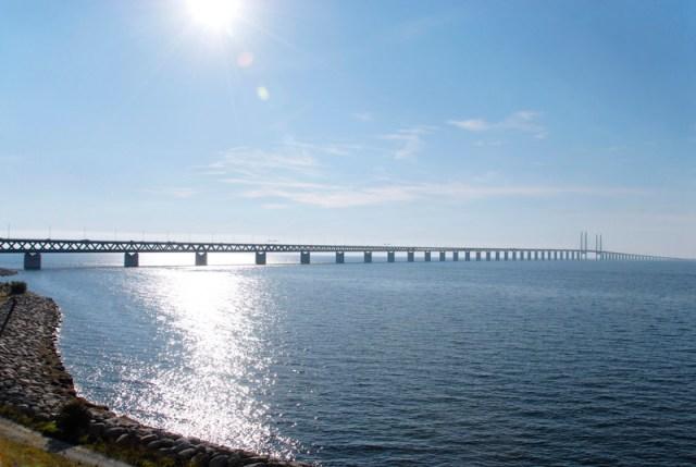 SWEDEN; The Oresund Bridge