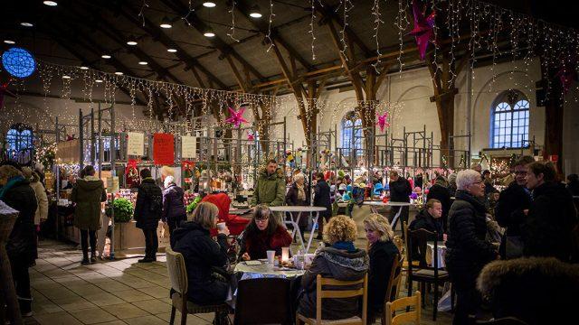 Christmas in Denmark's City of Smiles