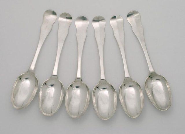 The Silver Treasure in Bergen, Norway