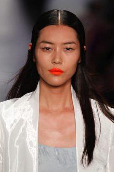 pomaranczowe usta