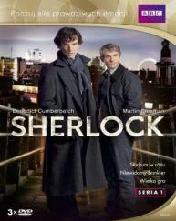 Sherlock - 1 seria - 39,99 zł