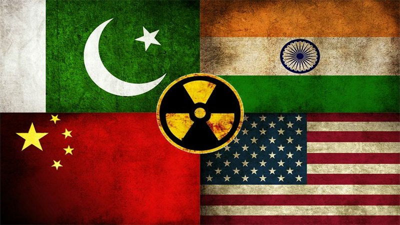 Image result for nuclear south asia