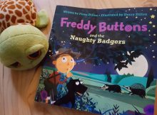 Freddy Buttons and the Naughty Badgers