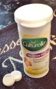 Culturelle Probiotic Chewables