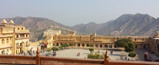 Amber Fort and Jal Mahal - Jaipur Day Two