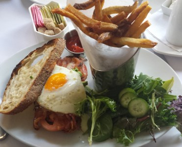 Brunch BLT at Cafe Tallulah
