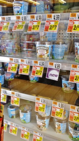 The Ben and Jerrys Case in Stop and Shop