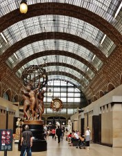 Musee d'Orsay Interior First Floor
