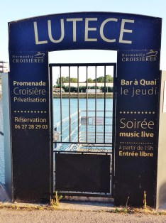 Gate to the Lutece