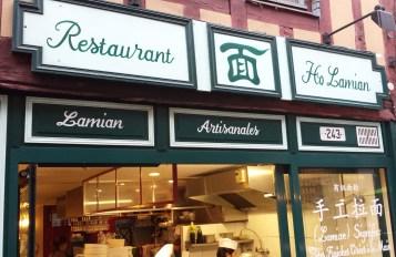 Restaurant Ho Lamian