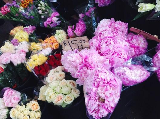 Paddington Market Flowers