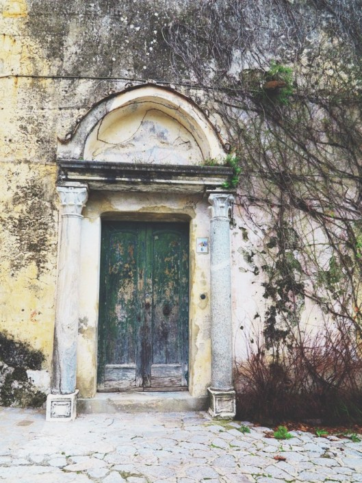 the metaphorical doorway to Italy if I may