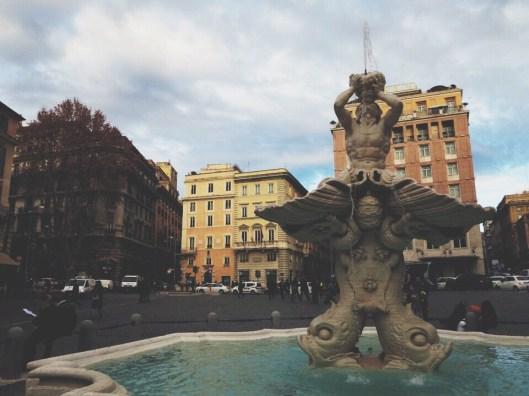 Rome palazzo rberini