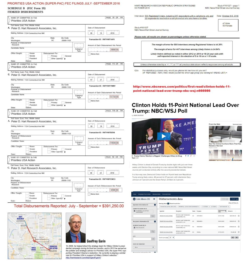 Superpac paid for polls - Who ARE the Hillary supporters?