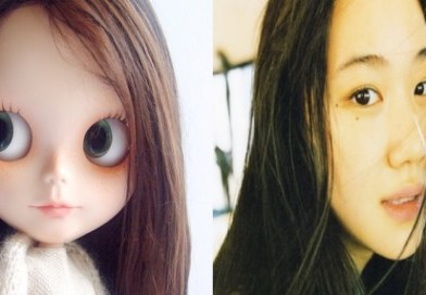 "One Customized OOAK Blythe Doll ""Aoi Yu"""