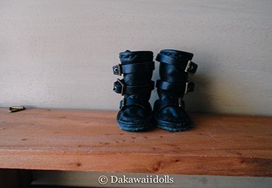 Andie Boots05 2nd Edtion 0415
