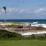 Emerald Bay GC on Great Exuma. Copyright Donnelle Oxley