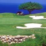 Hole 17, Jamaica's White Witch. Copyright Donnelle Oxley