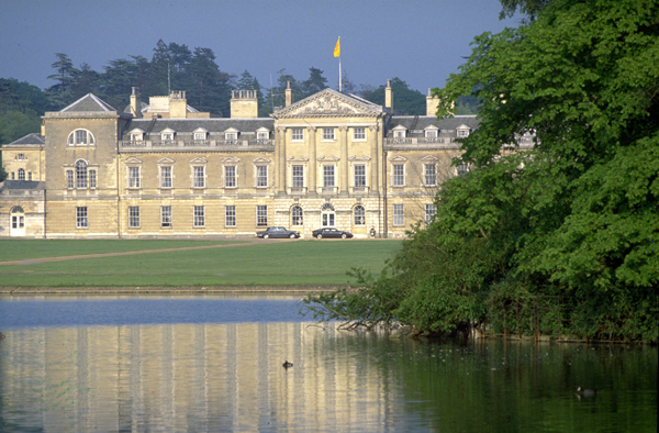 Woburn Abbey dates back to the mid-1100s