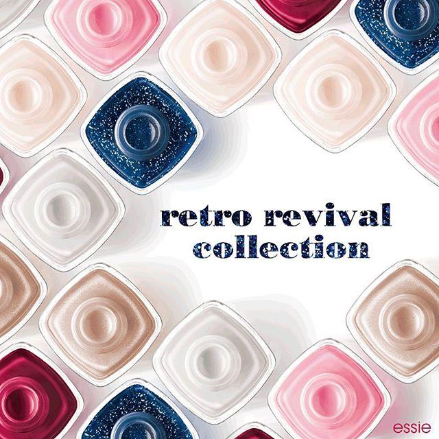 Essie Retro Revival Dalybeauty reivew swatches Starry Starry Night