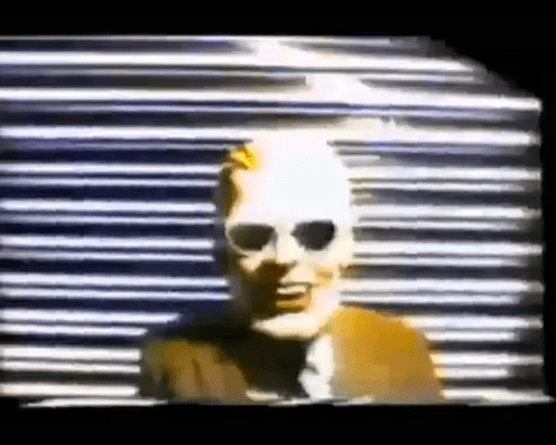 hack, Max Headroom incident, Pirating