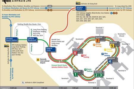 original jfk airtrain map of terminals