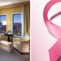 Hotels Going Pink In Honor of Breast Cancer Awareness Month