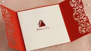 Сватбени покани – какво трябва да знаем, когато ги избираме