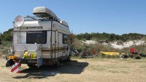 Пътуване с каравана из България