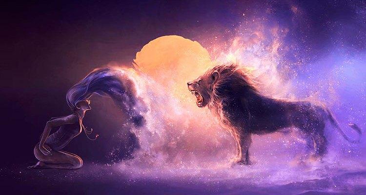 Жената Лъв – любовен хороскоп