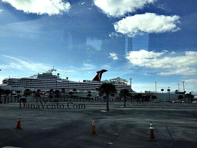 Cruising Carnival Safety, Security, Luggage & Check-In