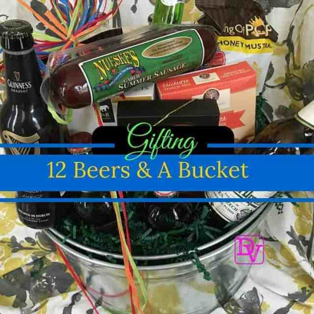 12 Beers And A Bucket