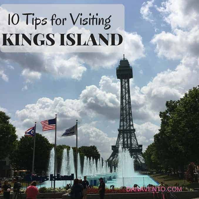 10 Tips For Visiting Kings Island