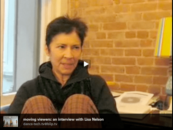 Interview with Lisa Nelson
