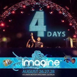 Imagine Festival - 4 Days Away