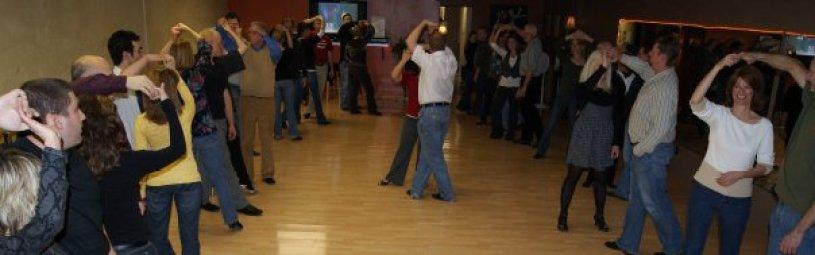 Group Dance Lesson