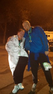 My Big Fat Finished Marathon