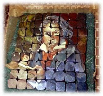 Ludvig van Beethoven in Bonbons