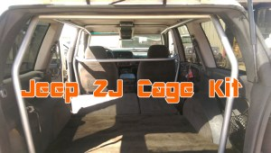 Jeep Grand Cherokee Roll Cage