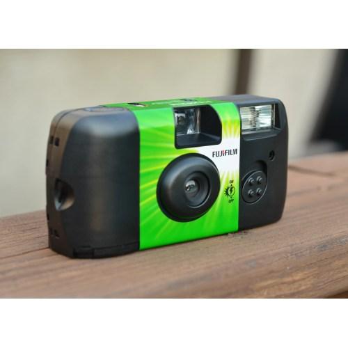 Medium Crop Of Disposable Digital Camera
