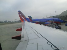 Southwest Airlines at SNA.
