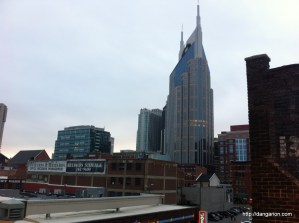 Buildings in Nashville, TN.