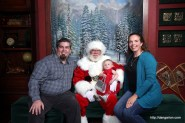 Our Santa Picture 2014