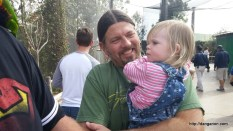 Abby and her uncle Jason.