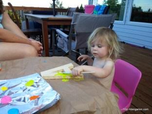 Abigail the Artist