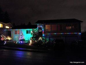 Our Christmas lights 2015