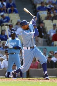 Matt Kemp Kills Baseballs!