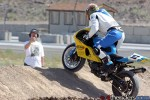 Is this the first SV 650 to race in Supermoto?