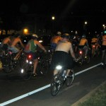 Naked Bike Ride (St. Louis) 2009: to protest dependency on oil and to celebrate our bodies