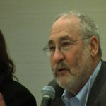 Joseph Stiglitz discusses media conflicts
